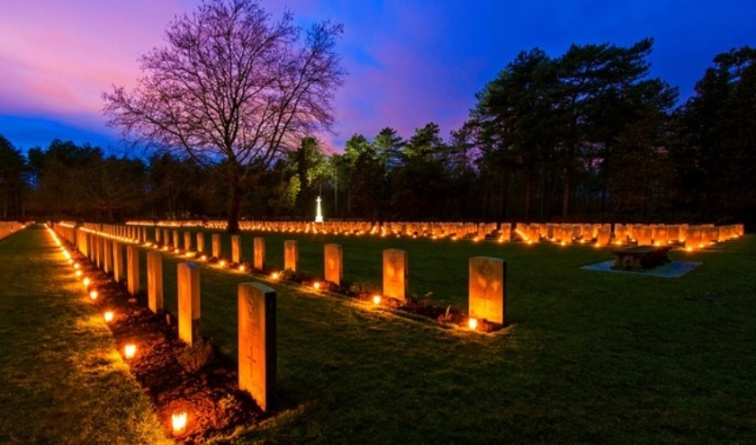 the wargraves in the netherlands