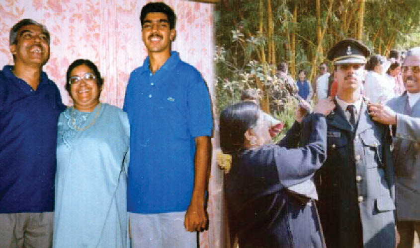 Justice to captain Saurabh kalia