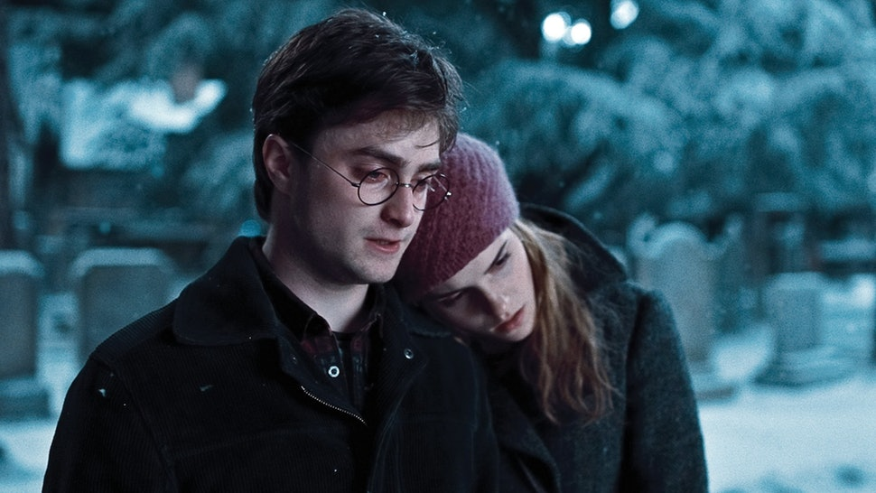 Petition for the Harry Potter series to be rewritten and Harry and Hermoine get put together