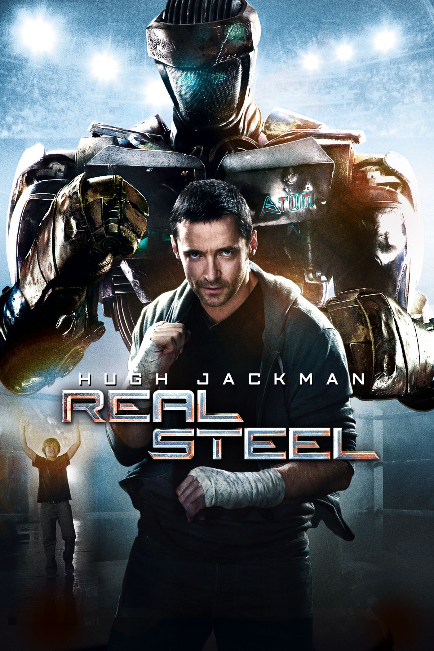 Make Real Steel 2