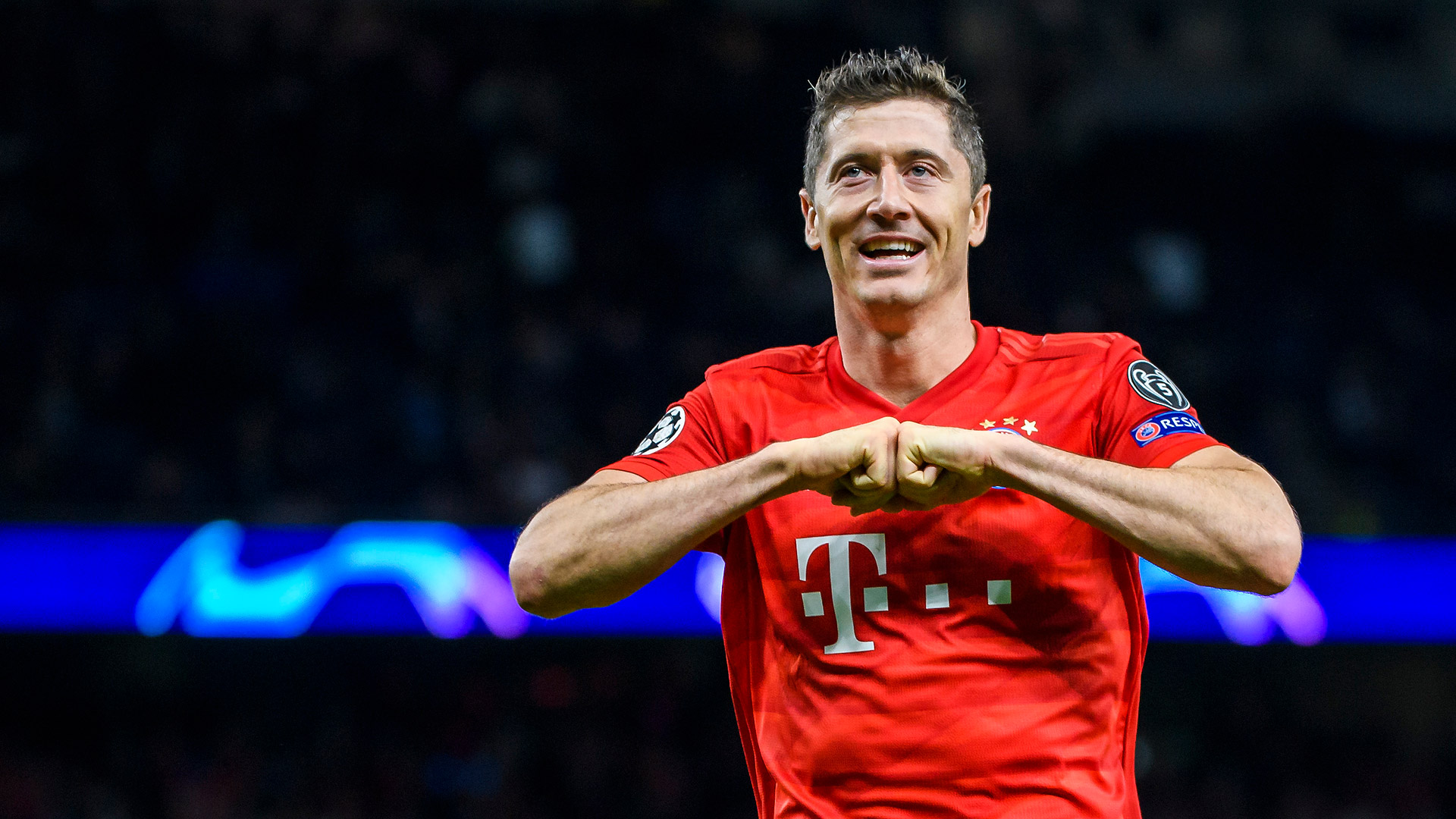 Give the 2020 Ballon d'Or to Robert Lewandowski!