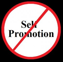 Stopping Self Promotion