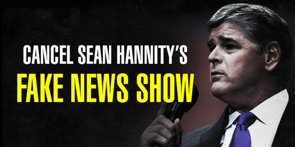 Cancel Sean Hannity